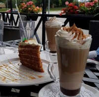 best desserts specialty coffees patio dining