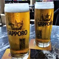 sapporo sleeman beer draft draught   copy