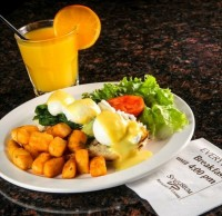 best eggs benedict breakfast