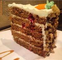 best carrot cake signature item
