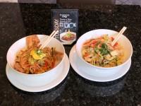 delicious noodle bowls