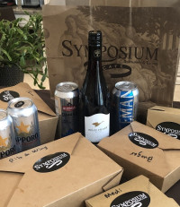 wine beer take out delivery in ancaster