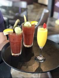 brunch cocktail caesar special mimosa feature early bird breakfast mississauga
