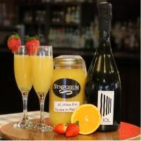 diy mimosa cocktail kit lindsay