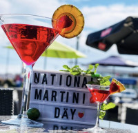 oakville national martini day symposium cafe restaurant
