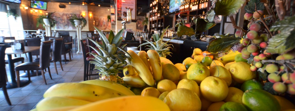 fresh fruit healthy beverages vegetarian restaurant menu london ontario