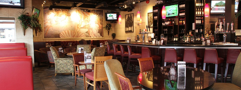 comfortable casual best bar atmosphere brantford restaurant