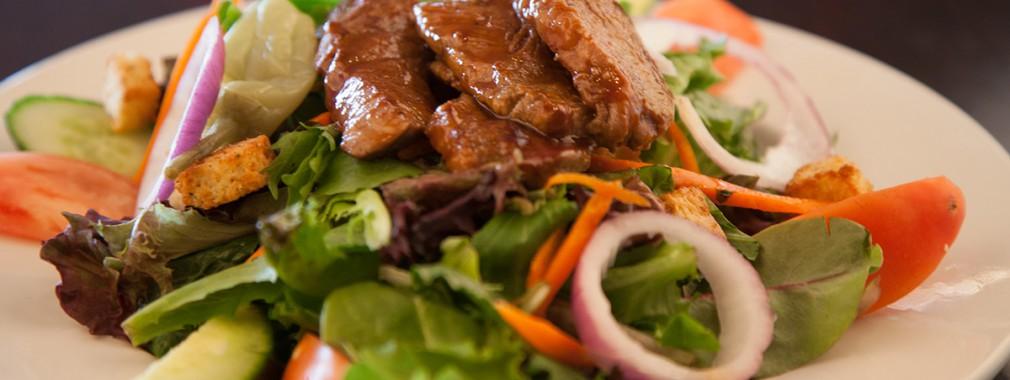 light meal salad wrap sandwich restaurant menu take out guelph