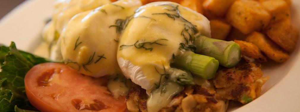 best eggs benedict breakfast markham restaurant