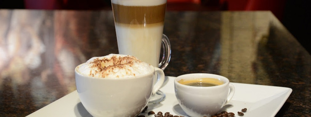 cappuccino latte coffeebreak take out desserts oakville restaurant