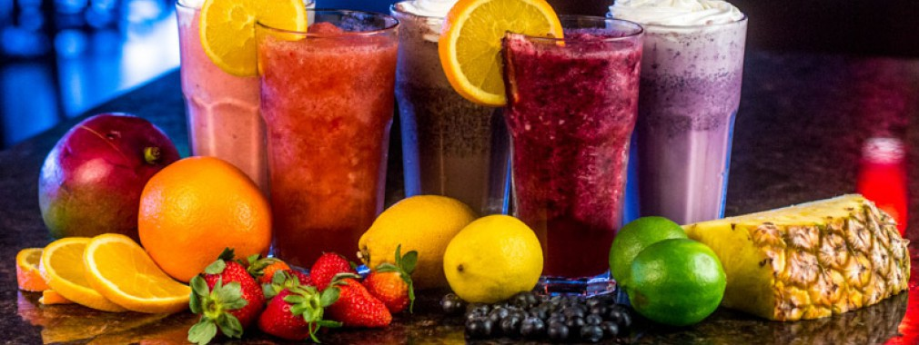 fresh fruit drinks ice cream milkshakes oakville restaurant dining