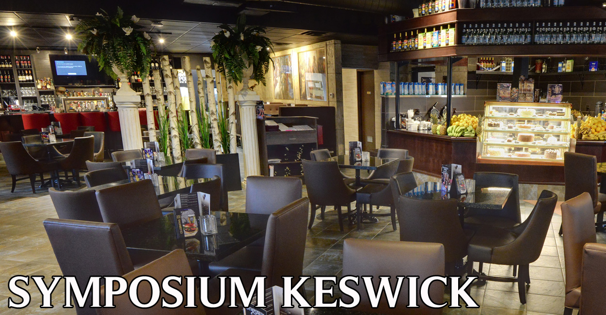 Keswick - Symposium Cafe Restaurant