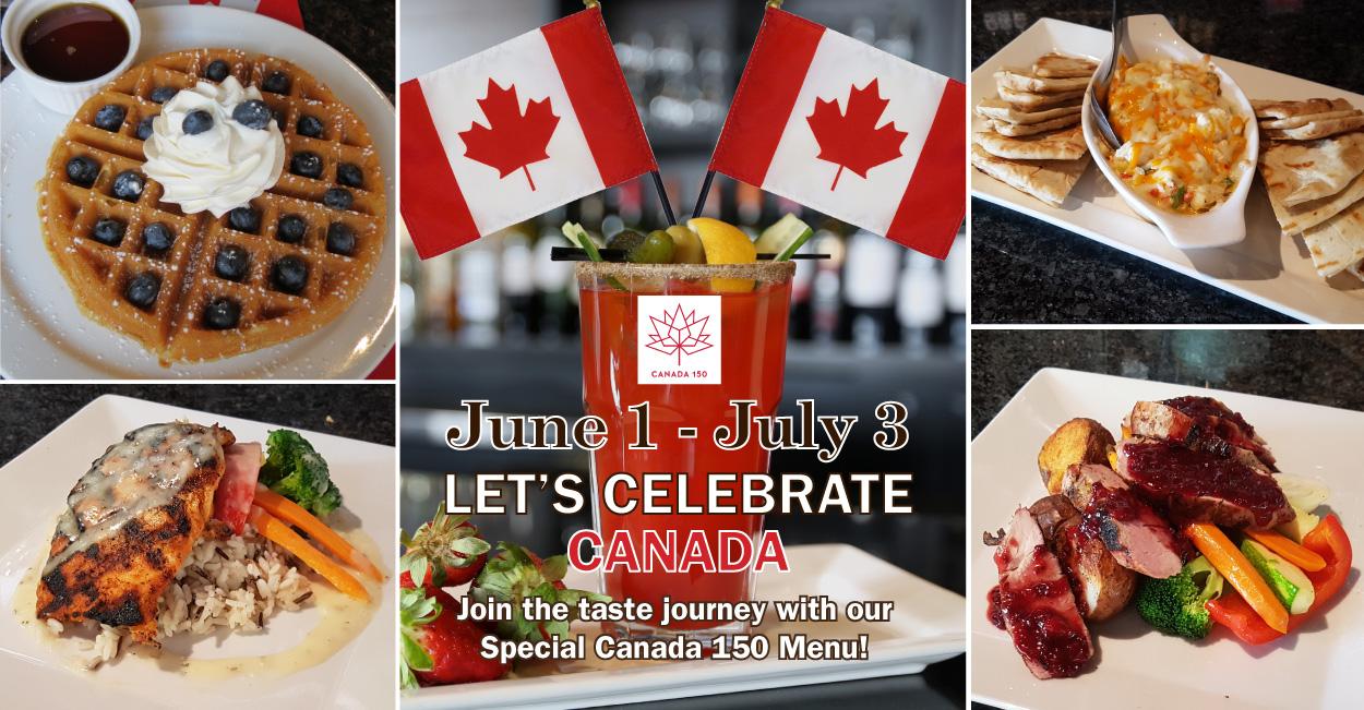 Let's Celebrate Canada