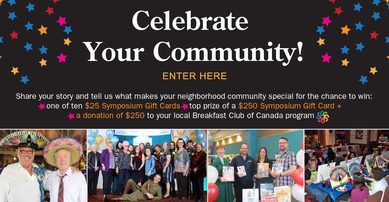 Symposium Communities Contest